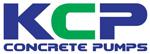 KCP Concrete Pumps