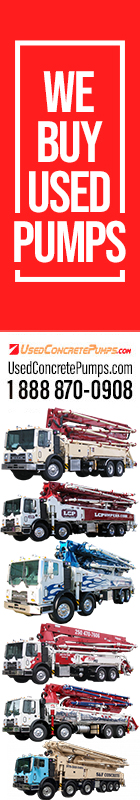 Used Concrete Pumps