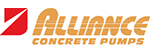 Alliance Concrete Pump Parts