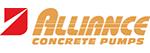 Alliance Concrete Pump Parts