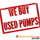 We Buy Pumps