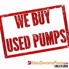 We Buy Pumps