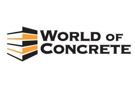 World of Concrete Las Vegas 2014