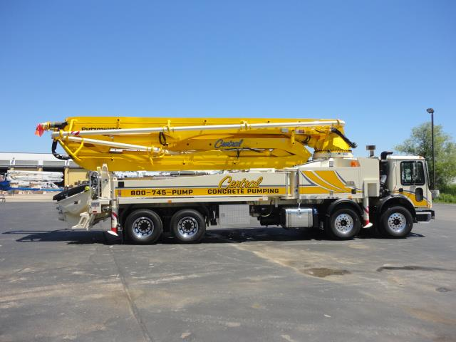 One of the Top Concrete Pumping companies in Texas and why.