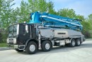 ​Liebherr concrete pumps are now available in Canada