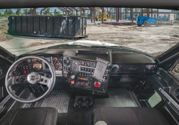 Autocar trucks announces new dc-64P concrete pump truck models