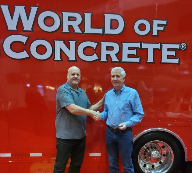 Conco recives Technology Award