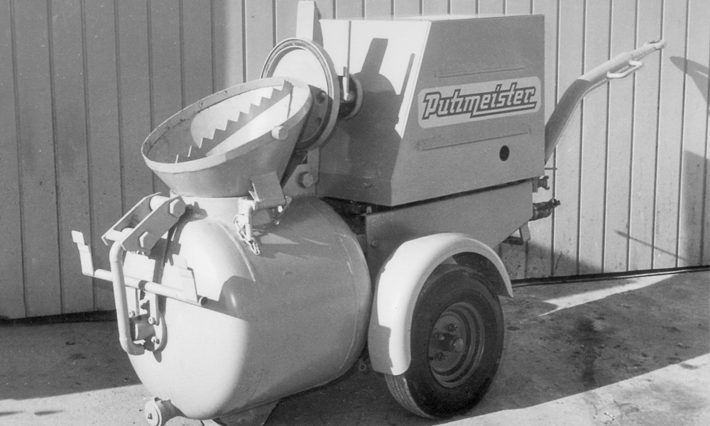 Putzmeister celebrates 60 years