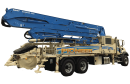 Sany Truck Mounted Boom Pumps
