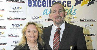 Ballina Concrete Pumping gets award