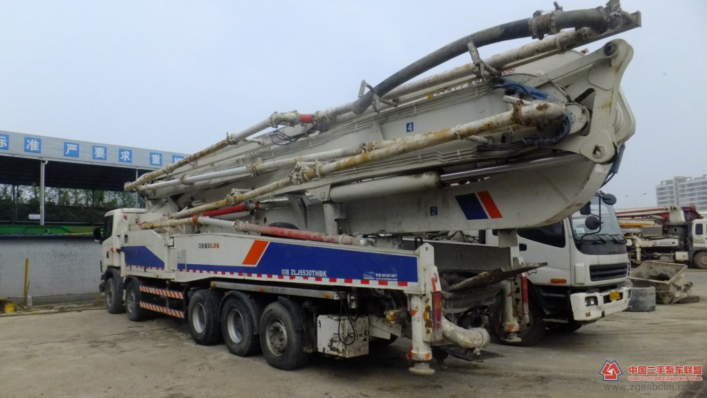 Used Schwing Concrete Pumps Man Schwing S 36 X For Sale