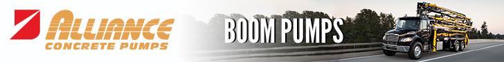 Boom Pumps